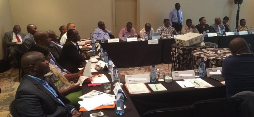 Seminar for Parliamentarians on Public Debt and Macroeconomic Management
